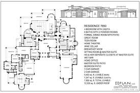 20000 sq ft home plans luxihome