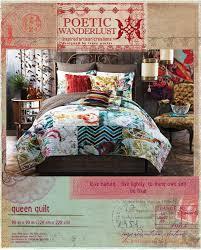 wanderlust bedding 15 best bedding images on pinterest 3 4 beds bedroom and