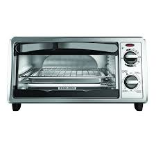 amazon com black decker to1332sbd 4 slice toaster oven stainless