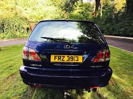 lexus ct200h for sale liverpool 2001 lexus rx300 se auto 4x4 in antrim road belfast gumtree