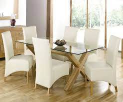 modern home interior design modern square glass dining table