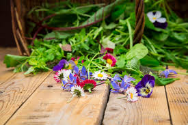 Edible Flowers Cooking With Edible Flowers Tips And Hints