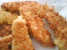 cuisiner des escalopes de poulet escalopes de poulet panées aux chips laurence d