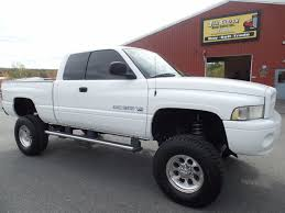 dodge trucks used 1999 used dodge ram 2500 lifted 4x4 at jim babish auto sales inc