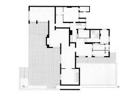 barcelona pavilion floor plan dimensions farnsworth house dwg 2d
