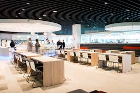 brussels airlines wow us with new contemporary flagship lounge