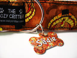 the cozy critter thanksgiving collars