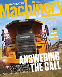 construction machinery me november 2015 by construction machinery