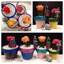 colorful cactus gifts