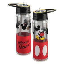 mickey mouse water bottle ebay