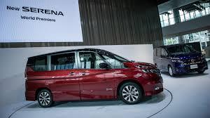 2017 nissan minivan nissan serena minivan introduces its autonomous tech to japan