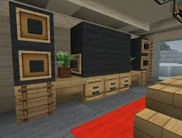 simple minecraft interior design for home decor ideas with