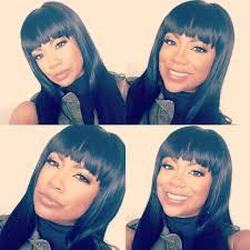 kandi burruss bob hairstyle kandi burruss when you take a ton of selfies but can t facebook