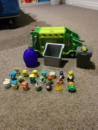 trash pack truck 24 characters toys indoor gumtree