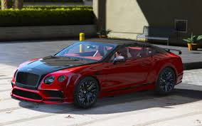 bentley mulsanne 2017 red bentley supersport 2017 1 0 add on replace gta5 mods com
