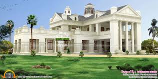 5000 sq ft house plans house plan luxury colonial style house architecture kerala home