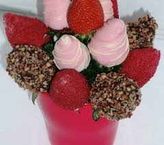 chocolate strawberry bouquet chocolate covered strawberry bouquet sweet indulgence cakery