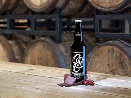 beer barrel cake coronado brewing releases barrel aged black forest cake