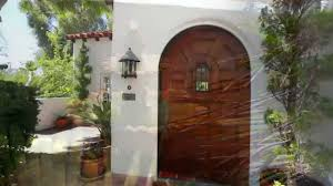 Small Spanish Style Homes A Spanish Style Home By Sunset Cliffs In San Diego California