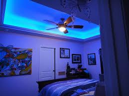 led bedroom lighting