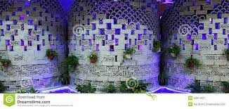 Exterior Wall Design Design The Exterior Wall Of A Restaurant Stock Image Image 50814421
