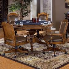 poker game table set nassau game table set with poker table and chairs