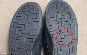 Long Island Drag Racing Amazon by Man Buys Amazon Slippers But They Are Covered In Swastikas Daily