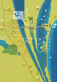 Where Is Merritt Island Florida On The Map by Waterfront Location On Merritt Island Cape Crossing