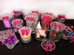 goodie bag ideas kid goody bags feel fabulous mobile spa spa birthday