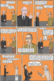 how to look scary for halloween a very spooky philosophy halloween existential comics