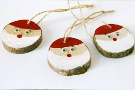 christmas tree decorations handmade wood christmas tree