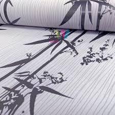 grandeco palm leaf pattern wallpaper metallic motif stripe 828958