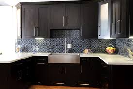 Kitchen Cabinet Refacing Michigan by Shaker Espresso Birch Kitchen Cabinets Detroit Mi Cabinets