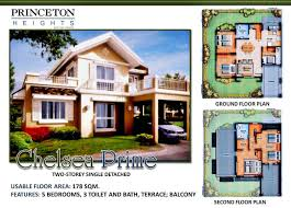 princeton heights new molino bacoor cavite house and lot