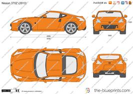 nissan logo vector the blueprints com vector drawing nissan 370z