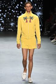 the top spring 2017 mens trends yellow global fashion news