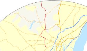 Delaware Zip Code Map by Delaware Route 100 Wikipedia