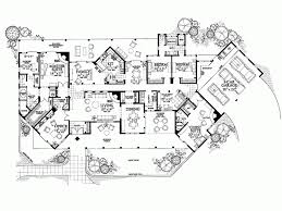 pueblo style house plans eplans adobe house plan up to date pueblo 3838 square and
