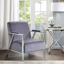 Silver Accent Chair Accent Chairs Silver Living Room Furniture For Less Overstock