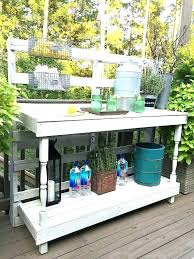 Patio Serving Table Patio Serving Table Outdoor Decorating Inspiration 2018