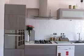 quelle couleur pour une cuisine credence pour cuisine grise kirafes homewreckr co pertaining to