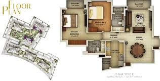 1300 sq ft 2 bhk 3t apartment for sale in shalimar vista gomti