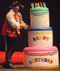 image happy birthday cake with captain feathersword jpg