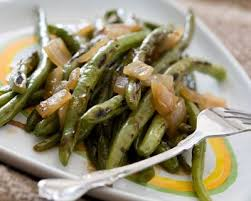 cuisiner haricot recette haricots verts