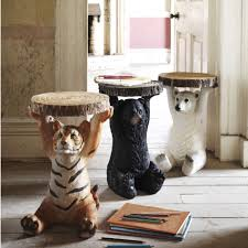 end tables and ls animal side tables furniture graham and green