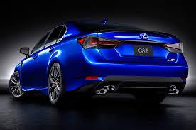 lexus sedan usa lexus gs f becomes brand u0027s performance sedan beast