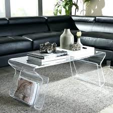 Acrylic Side Table Ikea Acrylic Coffee Table Ikea View In Gallery Fargro Info