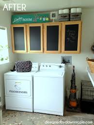 Laundry Room Upper Cabinets by 6 Laundry Room Reveals To Inspire Your Next Makeover