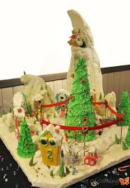aoc las vegas holiday cakes design