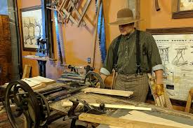 A Living History Lesson RVP  Furniture Shop - Furniture nearby